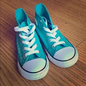 Converse All Star mermaid kids 9